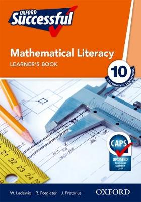 Picture of Oxford successful mathematical literacy CAPS: Gr 10: Learner's book