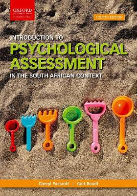 Picture of Introduction to psychological assessment