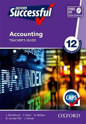 Picture of Oxford successful accounting: Gr 12: Teacher's guide
