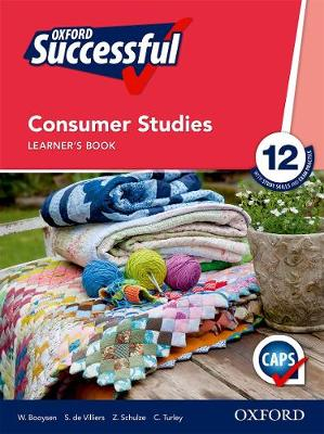 Picture of Oxford successful consumer studies: Gr 12: Learner's book
