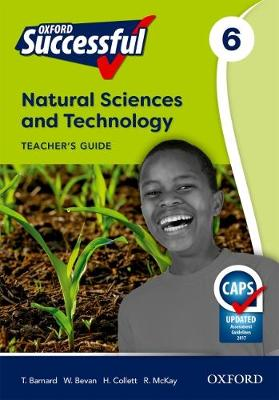 Picture of Oxford successful natural sciences and technology: Gr 5: Teacher's book