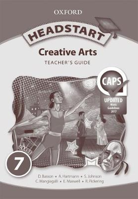 Picture of Oxford headstart creative arts: Gr 7: Teacher's guide