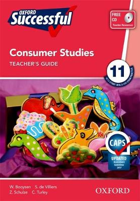 Picture of Oxford successful consumer studies: Gr 11: Teacher's book