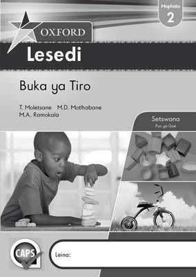 Picture of Oxford lesedi: Gr 2: Workbook : Home language