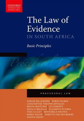 Picture of The law of evidence : A practical guide