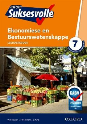 Picture of Oxford suksesvolle ekonomiese en bestuurswetenskappe CAPS: Gr 7: Leerdersboek