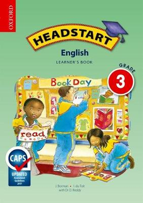 Picture of Headstart English CAPS