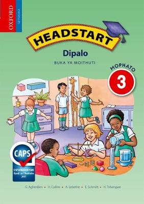 Picture of Headstart dipalo: Gr 3: Learner's book
