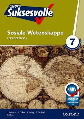 Picture of Oxford suksesvolle sosiale wetenskappe CAPS: Gr 7: Leerdersboek