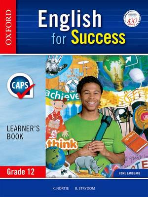 English for success CAPS: Gr 12: Learner's book
