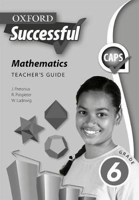 Picture of Oxford successful mathematics CAPS: Gr 6: Teacher's book