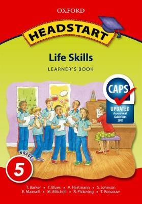Picture of Headstart life skills CAPS: Gr 5: Learner's book