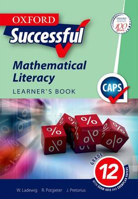Picture of Oxford successful mathematical literacy : Gr 12: Learner's book