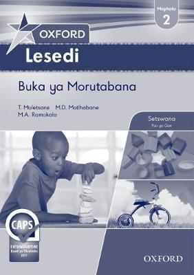 Picture of Oxford lesedi: Gr 2: Teacher's guide : Home language