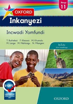 Picture of Oxford inkanyezi: Gr 11: Learner's book