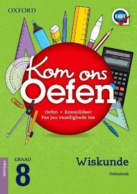Picture of Oxford wiskunde: Gr 8: Oefenboek