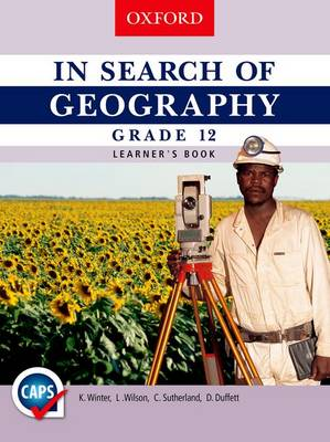 Picture of In search of geography: Gr 12: Learner's book