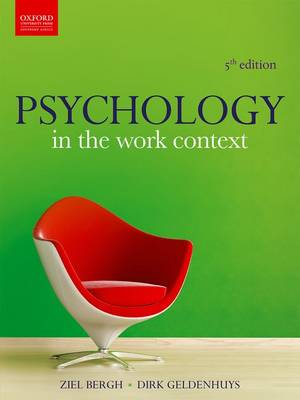 Picture of Psychology in the work context