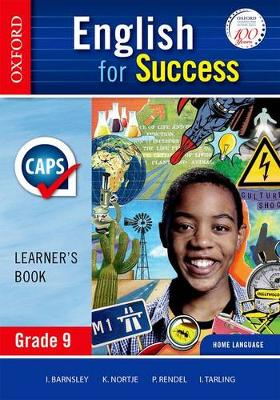 Picture of English for success CAPS: Gr 9: Learner's book