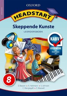 Picture of Oxford headstart skeppende kunste: Gr 8: Leerdersboek