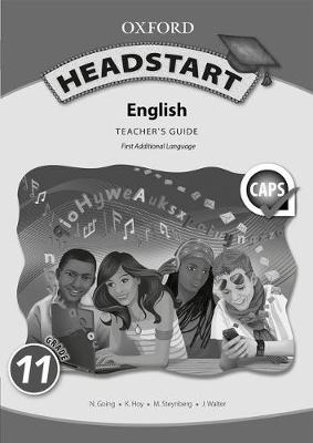Picture of Headstart English: Gr 11: Teacher's book