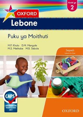 Picture of Oxford lebone CAPS: Gr 2: Learner's book : Home language