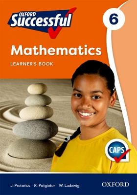 Picture of Oxford successful mathematics CAPS: Gr 6: Learner's book
