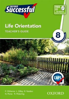 Picture of Oxford successful life orientation CAPS: Gr 8: Teacher's guide
