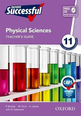Picture of Oxford successful physical sciences : Gr 11: Teacher's guide