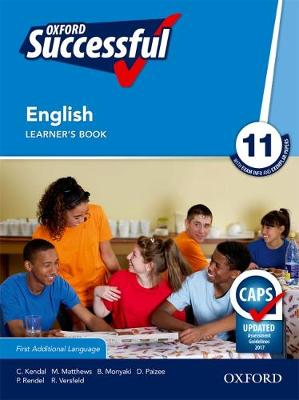 Picture of Oxford successful English CAPS: Gr 11: Learner's book : First additional language