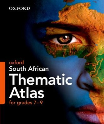 Picture of Oxford South African Thematic Atlas for Grades 7-9