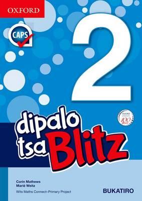 Picture of Blitz Maths: Blitz maths: Gr 2: Learner's book Gr 2: Learner's Book