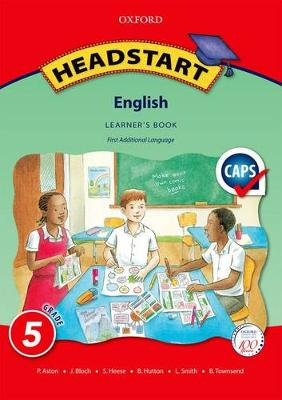 Picture of Headstart English CAPS: Headstart English CAPS: Gr 5: Learner's book Gr 5: Learner's Book