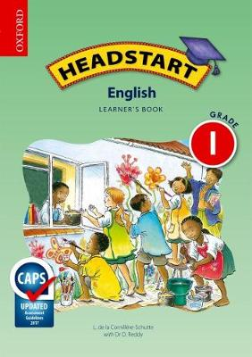 Picture of Headstart English CAPS: Gr 1: Learner's book : First additional language