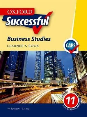Picture of Oxford successful business studies: Gr 11: Learner's book