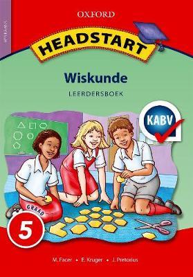 Picture of Headstart wiskunde CAPS: Gr 5: Leerdersboek