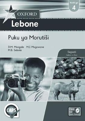 Picture of Oxford lebone: Gr 4: Teacher's book