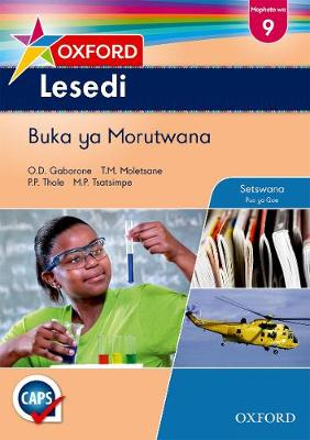 Picture of Oxford lesedi CAPS: Gr 9: Learner's book