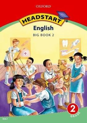 Picture of Headstart English CAPS: Big book 2: Gr 2 : First additional language