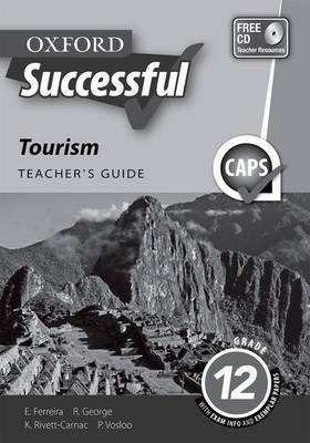 Picture of Oxford successful tourism CAPS: Gr 12: Teacher's guide