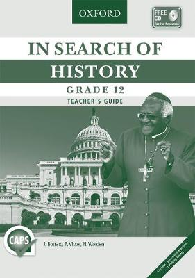Picture of In search of history: Gr 12: Teacher's guide