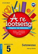 Picture of Setswana home language CAPS: Gr 5: Practice book