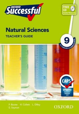 Picture of Oxford successful natural sciences: Gr 9: Teacher's book