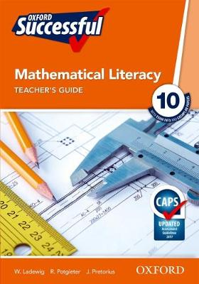 Picture of Oxford successful mathematical literacy: Gr 10: Teacher's guide