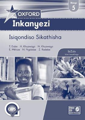Picture of Oxford inkanyezi CAPS: Gr 5: Teacher's book