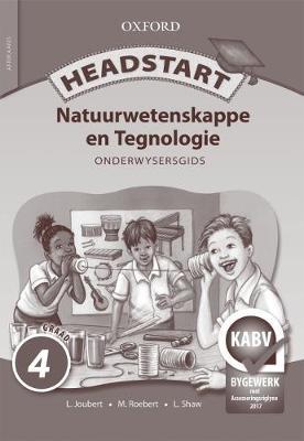 Picture of Headstart natuurwetenskappe & tegnologie