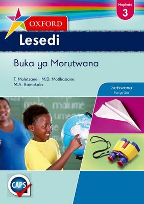 Picture of Oxford lesedi: Gr 3: Learner's book : Home language