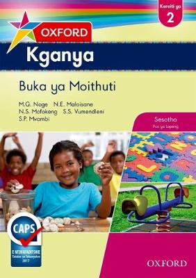 Picture of Oxford kganya: Gr 2: Learner's book : Home language