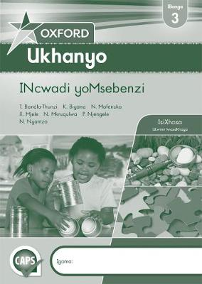 Picture of Oxford ukhanyo CAPS: Gr 3: Workbook : Home language