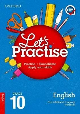 Picture of Let's practice English: Gr 10: Practice book : First additional language